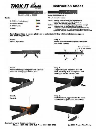 tool 348 344 instructions